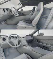 Bentley Interior WIP3 by Saleri