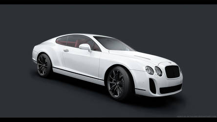 Bentley Supersport by Saleri