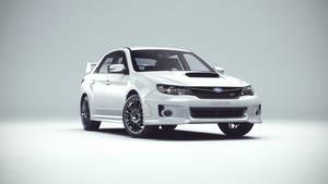 Subaru Impreza WRX STI by Saleri