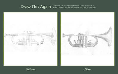 Trumpet - redrawn :) by Suiag