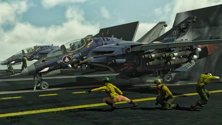 Launch the Ravens by tkdrobert