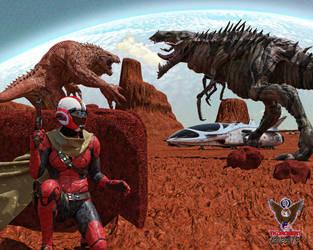 Freelancer: Dangerous Planet by tkdrobert