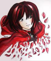 Ruby Fan art by NaomyMikolMaria