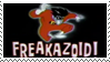 Freakazoid Stamp by Miiroku