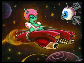 Star-Kroozer by Go-Baby-Go