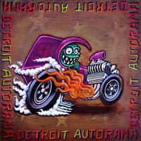 Detroit ... I Miss U by Go-Baby-Go