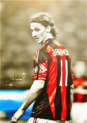 Elsoltan Ibrahimovic by Alhassan4Gfx