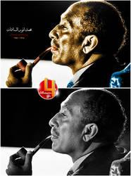 Mohamed Anwar Elsadat by Alhassan4Gfx