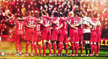 Liverpool Wallpaper by Alhassan4Gfx