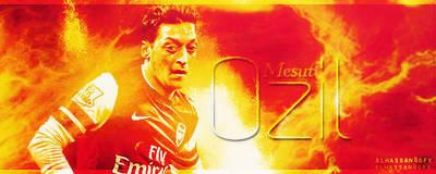 Ozil Sig by Alhassan4Gfx