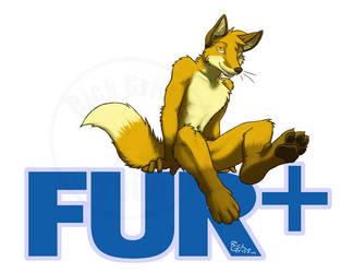 Fur+ Fox by RickGriffin