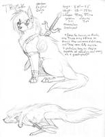 Weeaboo Faightin Dogs :Trusk: by RickGriffin