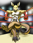 On the Ropes by RickGriffin