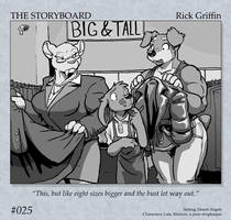 The Storyboard - 025 by RickGriffin
