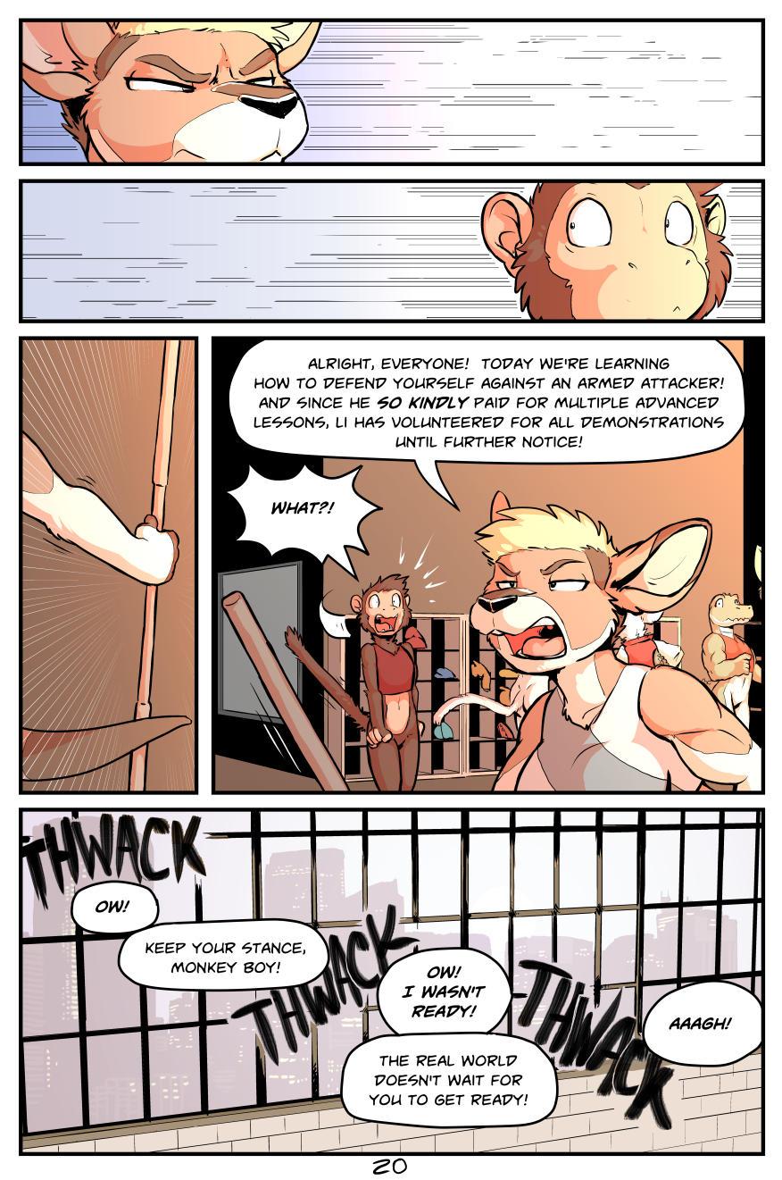 AH Club #3 p20 by RickGriffin