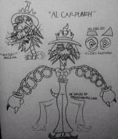 Al cap-punch. (character concept) by MrCrazyInstinct