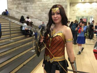 Wonder Woman by B-kit1n4m3rika