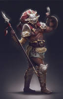 Gladiator by JmTheDuque