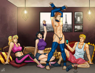 Archie and Friends 14 by Bowen12a