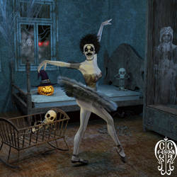 Danse Macabre Take Two by Chup-at-Cabra