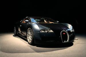 Bugatti Veyron by MissLoungegirl