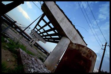 Freeway remains by Kurisu46