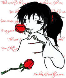 Kiss From A Rose by Mioku