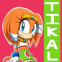 tikal by AwesomeBlossomPossum