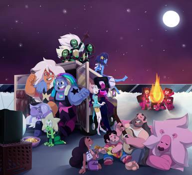 family by AwesomeBlossomPossum