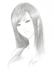 Tifa from Final Fantasy fanart by currybread