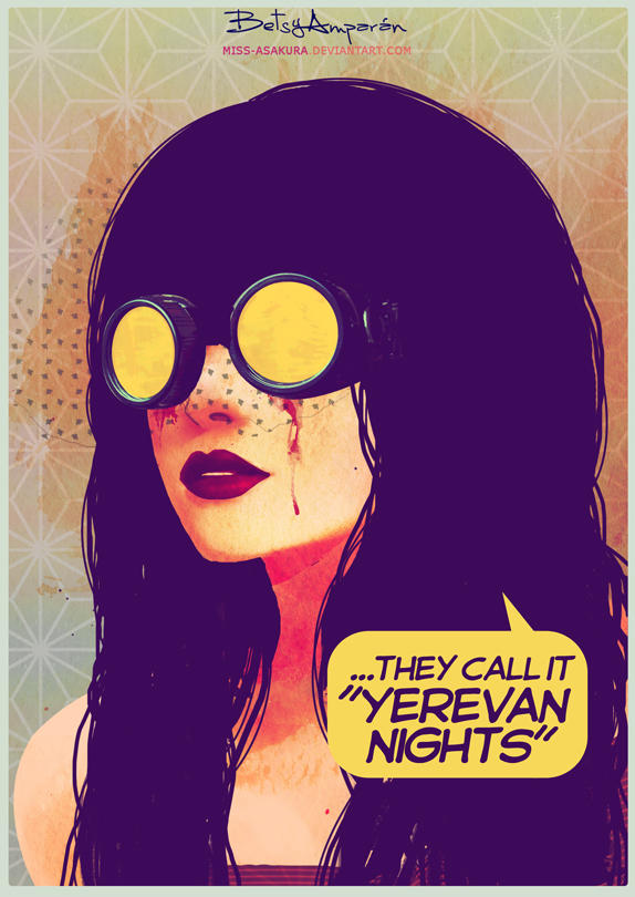 yerevan nights by betsyamparan