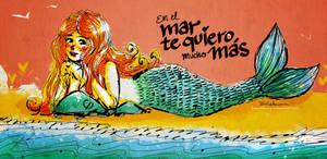 Sirena by betsyamparan