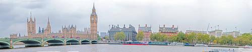 Big Ben Panorama by deviouselite