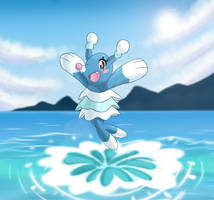 Brionne by CometX-ing