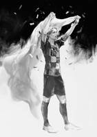 Luka Modric by rogner5th