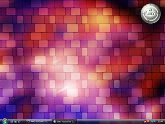 AMD Fusion Desktop by masray