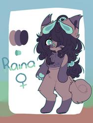 Raina [Approved MYO] by Lovincats4ever