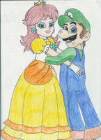 Daisy Luigi Dance by Rebokdaisy