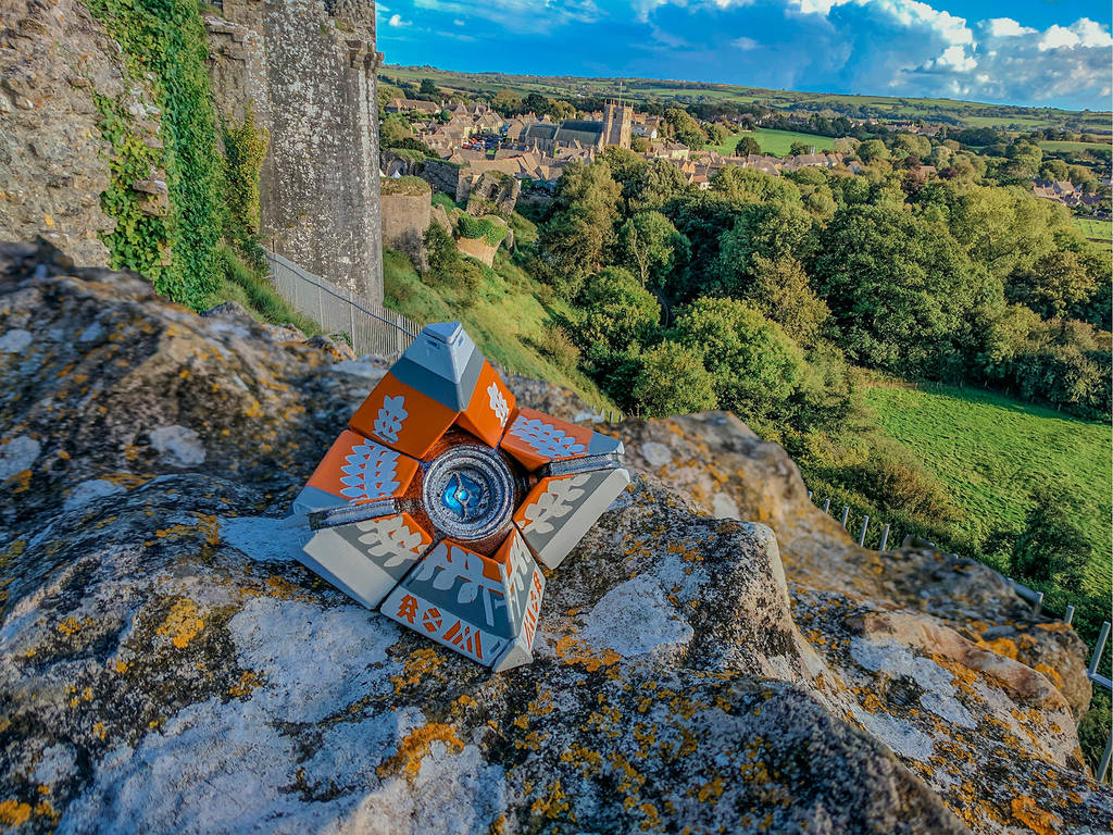 Last City Ghost Shell At Corf Castle 4 By Scampy001 On Deviantart