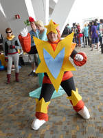 Star Man - Otakon 2014 by digitallyfanged
