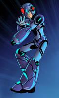 VerKe Armor X by digitallyfanged