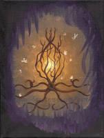 Tree Spirits by De-Vagrant