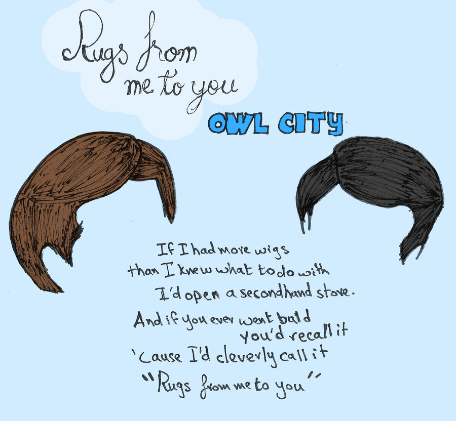 Rugs From Me To You Owl City By Sonicman13 On Deviantart