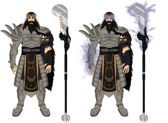 Emperor Basileus Khan by ThundererSky66