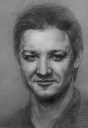 Jeremy Renner by staroksi