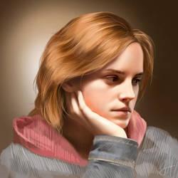 Hermione by staroksi