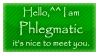 Phlegmatic Stamp by Phillus