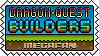 Dragon Quest Builders Megafan Stamp by debureturns