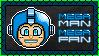 Mega Man Mega Fan by debureturns