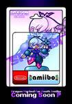 Dragon Amiibo by debureturns